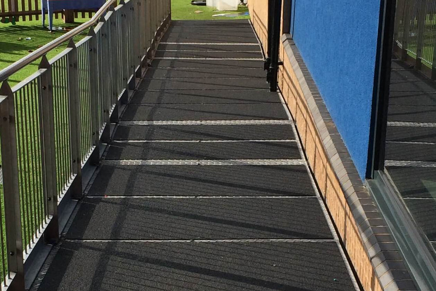 gateway academy school anti slip