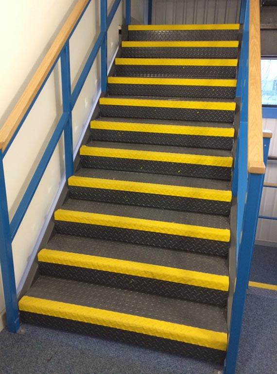 Anti Slip Coatings For Stairs : Anti slip tape floor grip pads