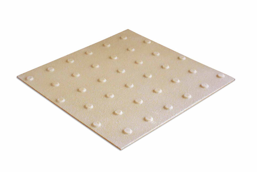 tactile blister paver